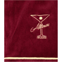 Alltimers LE Top Uncles Zip Jacket Burgundy Q.