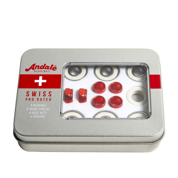 Andale Swiss Tin Box