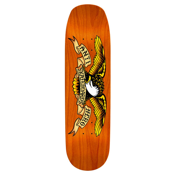Anti Hero Shaped Eagle Orange Crusher 9.1