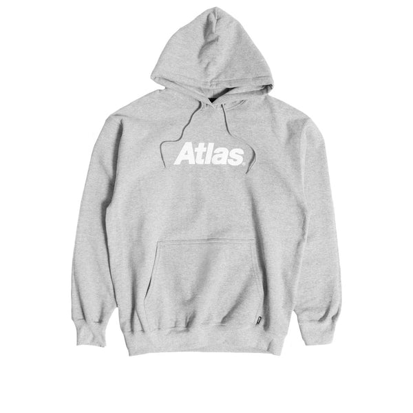 Atlas Logo Pullover Grey