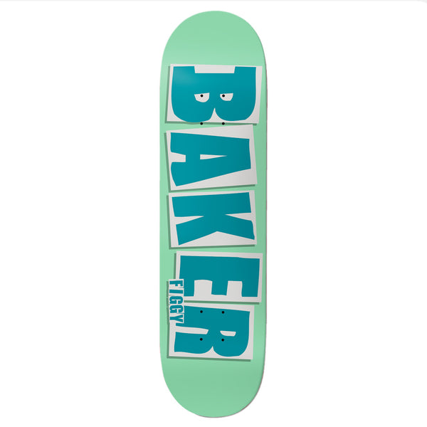 Baker Brand Name Figgy Turquoise 8.125