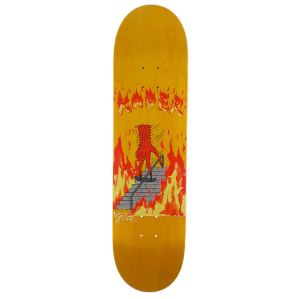 Baker Kader Board To Death 8.25 (Yellow)