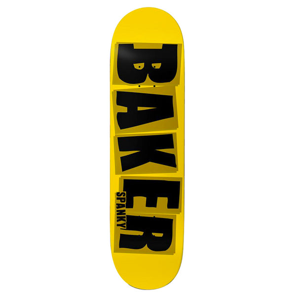 Baker Spanky Brand Name Yellow / Black 8.25