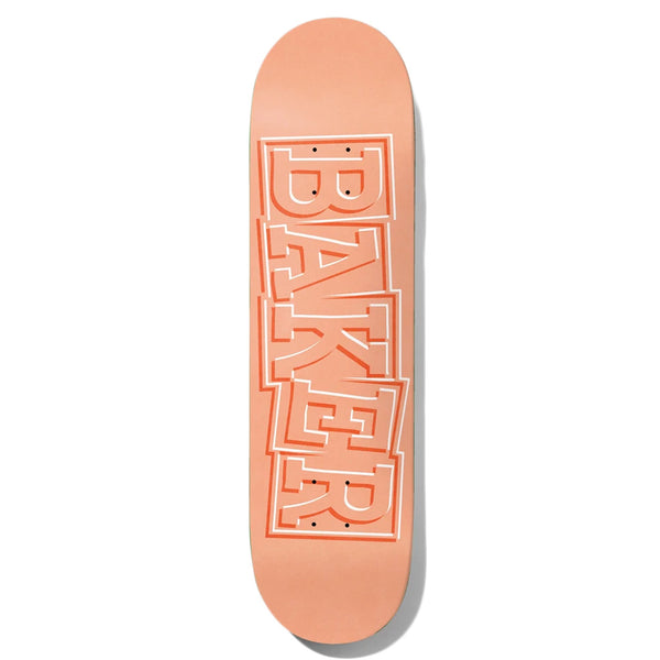 Baker Riley Ribbon Peach 8.0
