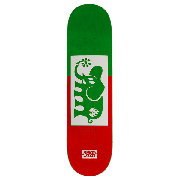Black Label Elephant Block Out Red (Green) 8.25