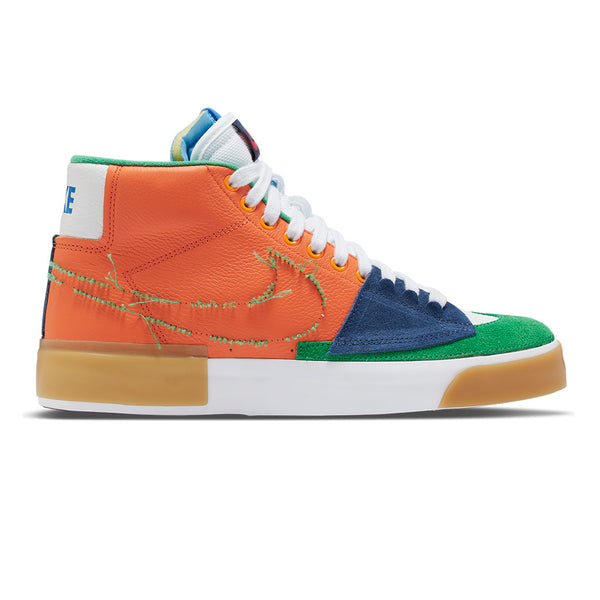 Nike SB Zoom Blazer Mid Edge Safety Orange