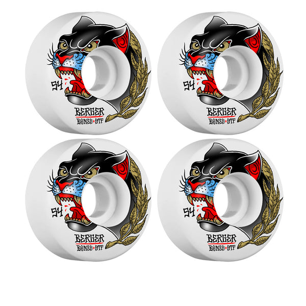 Bones Wheels Berger Panther Slims V3 54mm