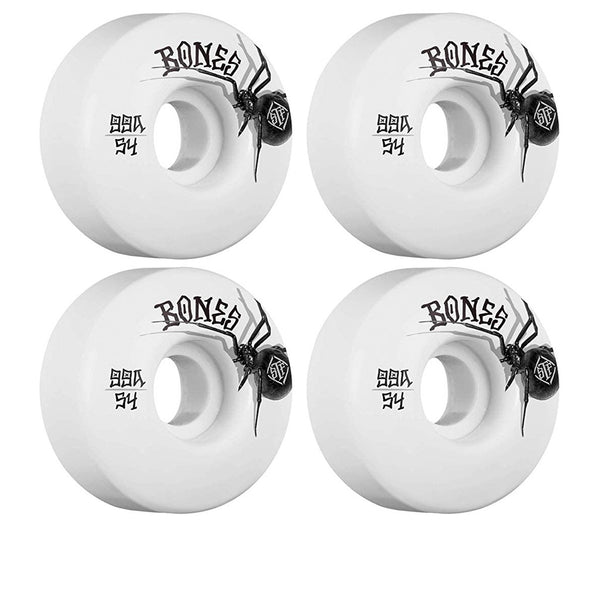 Bones Wheels Black Widow Easy Streets V1 STF 54mm