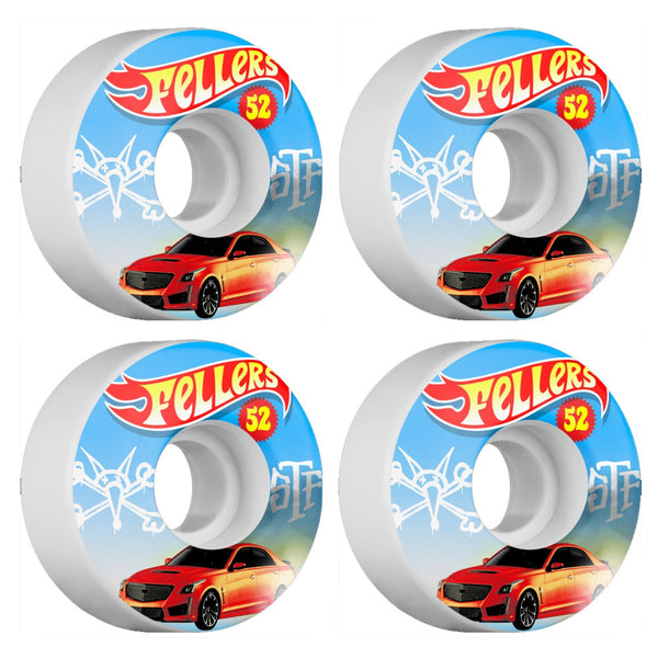 Bones Wheels Fellers Hot Wheel V3 STF 52mm