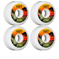 Bones Wheels Hart Gator Bait V5 STF 53mm
