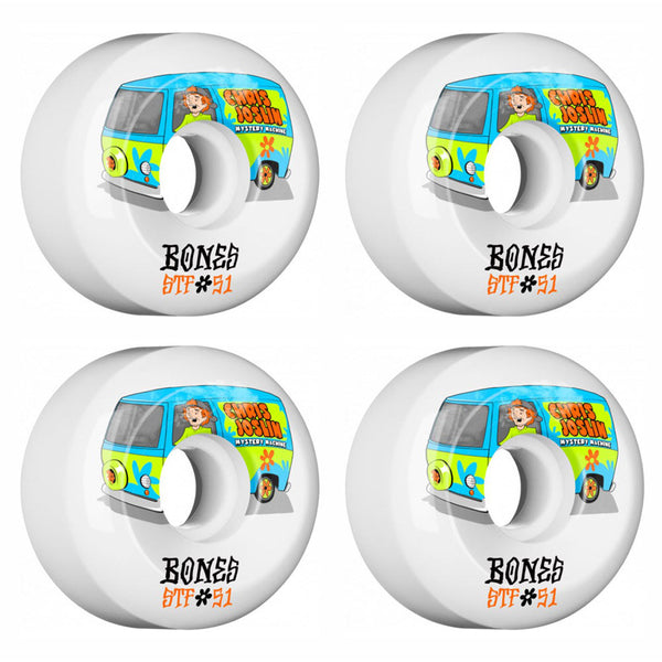 Bones Wheels Joslin Shaggy V5 STF 51mm