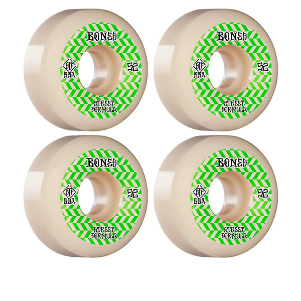 Bones Wheels Patterns Sidecut V5 STF 52mm 99A