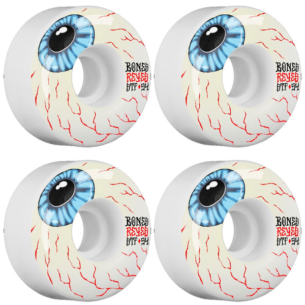 Bones Wheels Reyes Eyeball STF V4 54mm