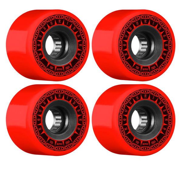 Bones Wheels ATF Rough Rider Tank 80A 56mm Red