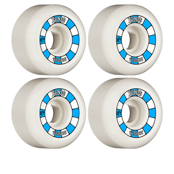 Bones Wheels Widecuts P6 84B SPF 54mm