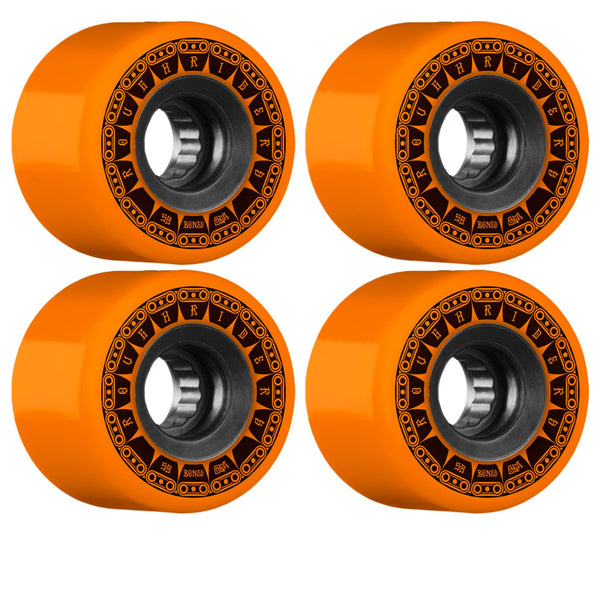 Bones Wheels ATF Rough Rider Tank 80A 59mm Orange