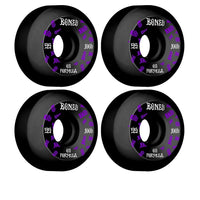 Bones Wheels 100's OG Formula #3 V5 55mm (Black)