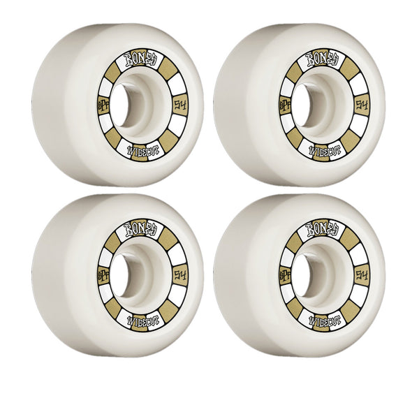 Bones Wheels Widecuts P6 81B SPF 54mm