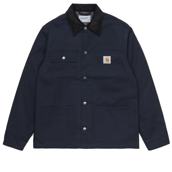 Carhartt Michigan Coat Dark Navy (Rigid)