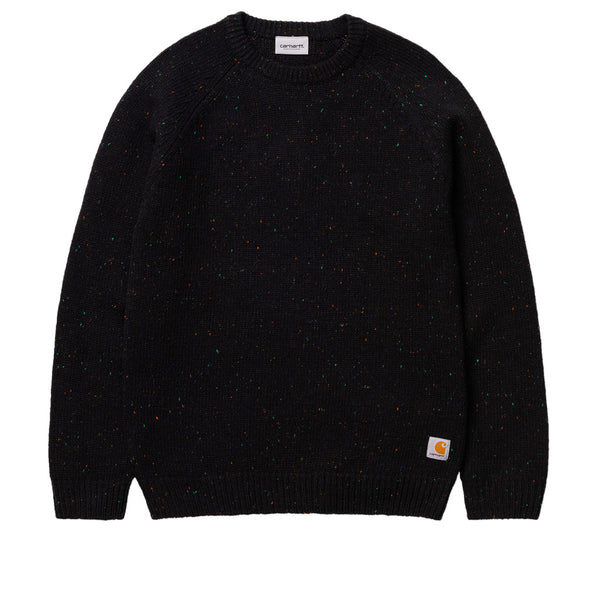 Carhartt Anglistic Sweater Black