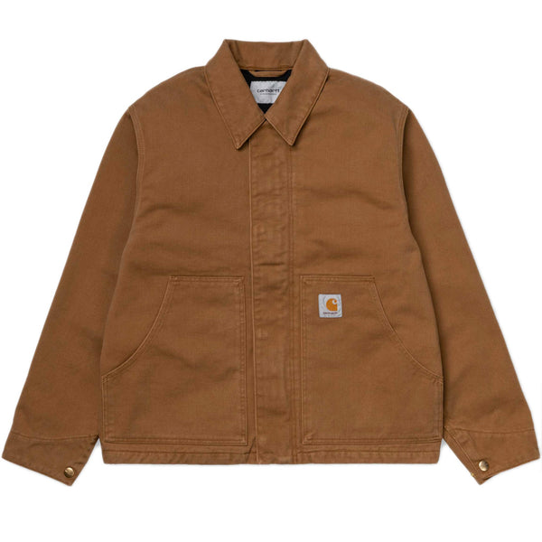 Carhartt Arcan Jacket Brown