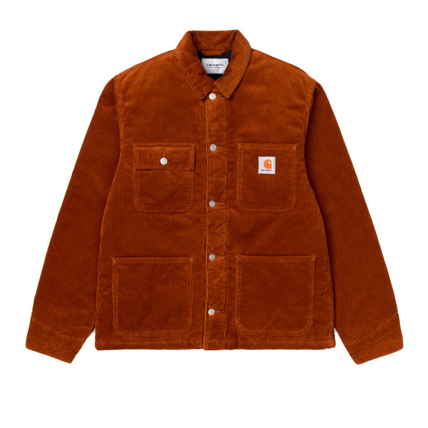 Carhartt Michigan Coat Brandy (Rinsed)