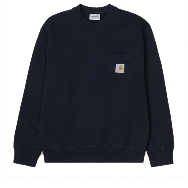 Carhartt Pocket Sweat Dark Navy