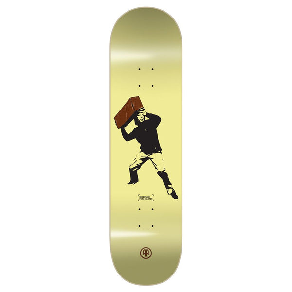 Cleaver Bansky Yellow (Brown) 8.12