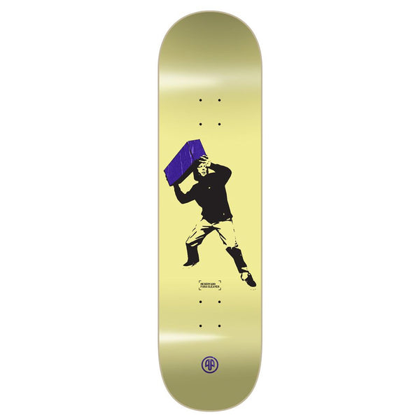 Cleaver Bansky Yellow (Purple) 8.5