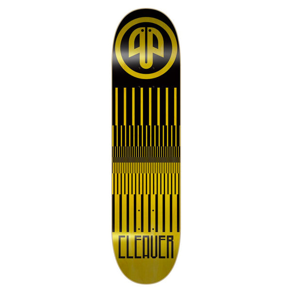 Cleaver Bars Black (Yellow) 8.25