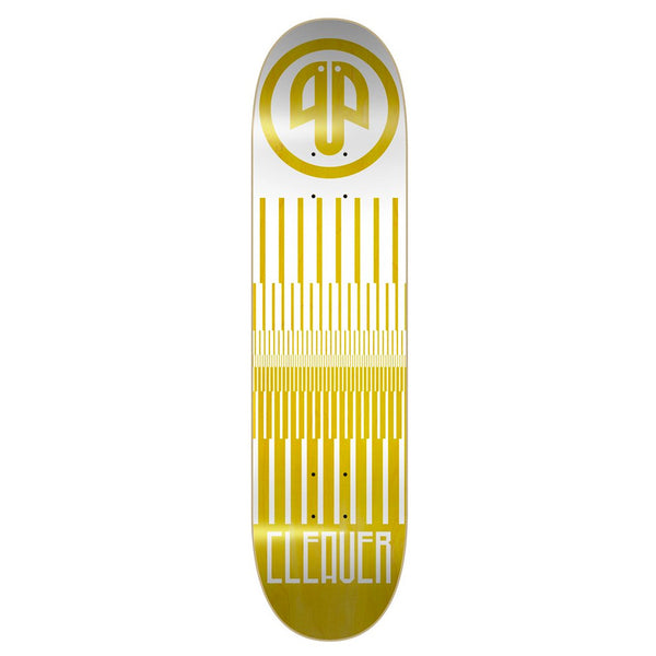 Cleaver Bars White (Yellow) 8.125
