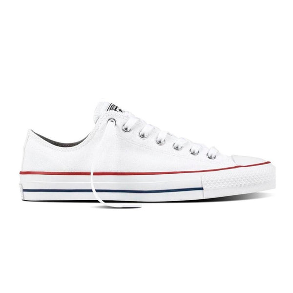 Converse Ctas Pro Ox White/Red/ Blue Q.