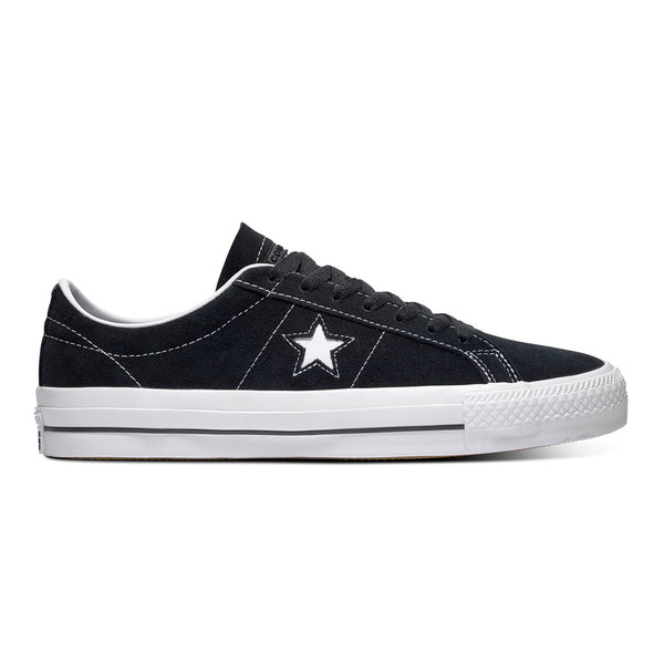Converse One Star Pro Ox Black / White