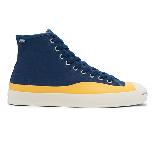 Converse JP Pro Hi Pop Trading Co Navy