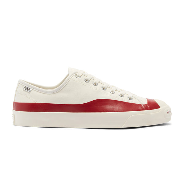 Converse JP Pro Pop Trading Co Egret / Red Dahlia