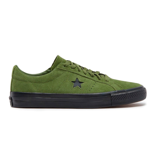 Converse One Star OX Hunter Green/Black Q.