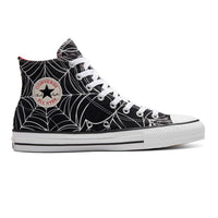 Converse CTAS Pro Hi Black/ University Red/ White