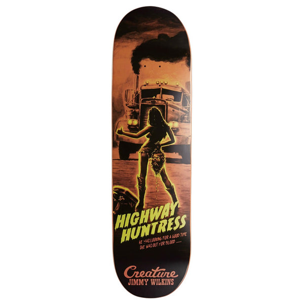 Creature Wilkins Roadside Terror 8.80