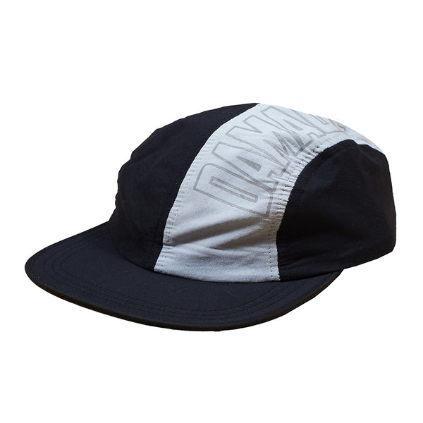 Damage 4 Panel Tech Cap Black/Grey