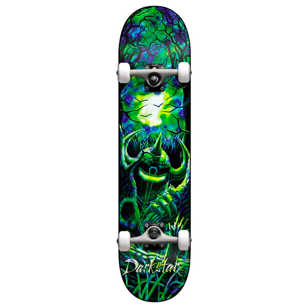 Darkstar Woods FP Green/Blue Complete 8.125