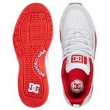 DC Tribeka S White / Red Q.