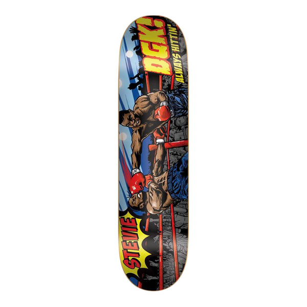DGK Knockout Williams 8.1