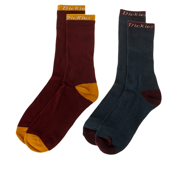 Dickies Roderfield Socks (x2 Pack)