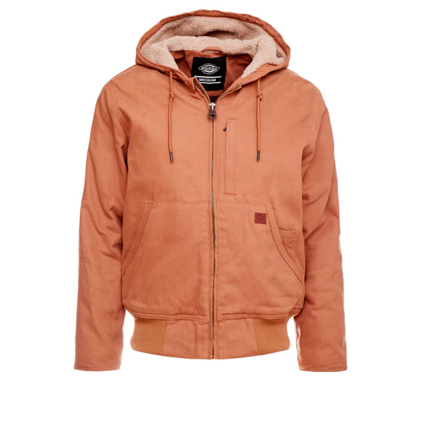 Dickies Farnham Jacket Brown Pec Q.