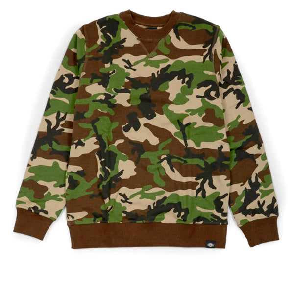 Dickies Washington Crewneck Camo Q.