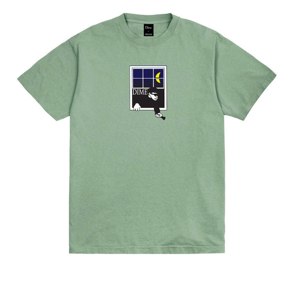 Dime Cat Burglar Washed Green