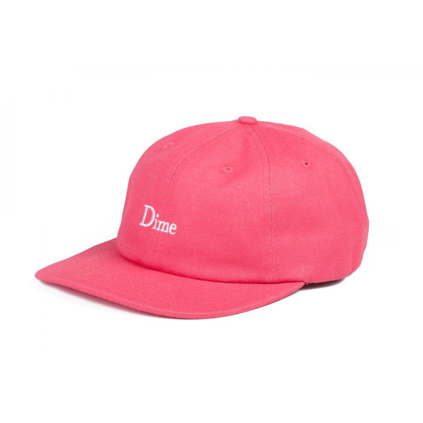 Dime Classic 6 Panel Coral