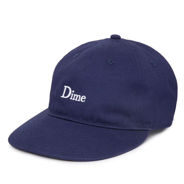 Dime Classic Logo Hat Navy