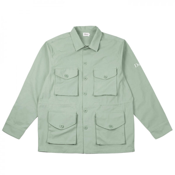 Dime Field Jacket Green