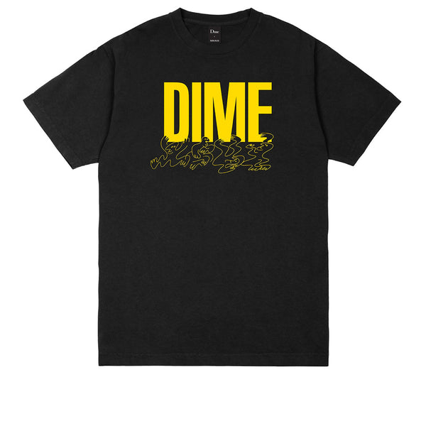 Dime Support Black